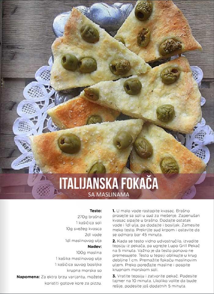 Pizza pekač - Brzi, jednostavni a ukusni recepti