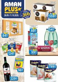 AMAN PLUS MARKETI KATALOG - Akcija do 11.10.2020.