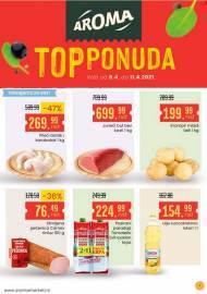 AROMA TOP AKCIJA - Akcija sniženja do 11.04.2021.