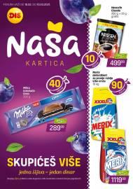 DIS -  NAŠA KARTICA - SVE NA JEDNOM MJESTU - Akcija do 10.03.2021