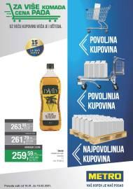 METRO KATALOG - POVOLJNA KUPOVINA - VAŠ USPJEH JE NAŠ POSAO - Akcija do 10.02.2021.