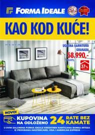 FORMA IDEALE KATALOG - KAO KOD KUĆE! - Akcija do 03.07.2021.