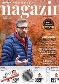 GOMEX Katalog - PORODIČNI MAGAZIN akcija do 17.12.2020.