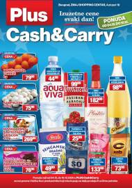 PLUS CASH CARRY AKCIJA - IZUZETNE CENE SVAKI DAN - Akcija do 10.12.2020.