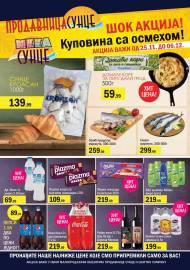 PRODAVNICA SUNCE AKCIJA SNIŽENJA SUPER AKCIJA - Akcija do 06.12.2020.