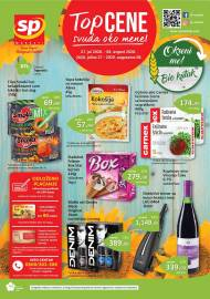 SP MARKETI KATALOG - Akcija do 08.08.2020.
