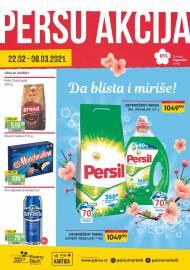 PERSU Katalog - Akcija sniženja do 06.03.2021.
