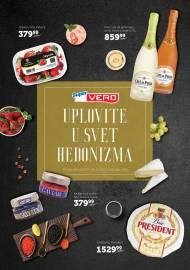 SUPER VERO Kataloška ponuda - UPLOVITE U SVET HEDONIZMA - Super akcija do 06.12.2020.