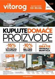VITOROG KATALOG - Akcija sniženja do 30.06.2021.