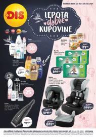 DIS - LEPOTA DOBRE KUPOVINE - KATALOG KOZMETIKE - Akcija do 28.11.2019.