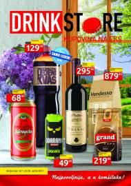 DRINK STORE Katalog - KUPOVINA NA EKS. Super akcija do 30.04.2021.