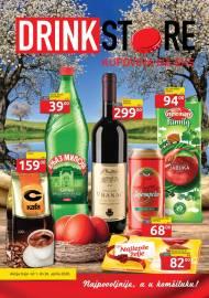 DRINK STORE Katalog - KUPOVINA NA EKS. Super akcija sniženja do 30.04.2020.