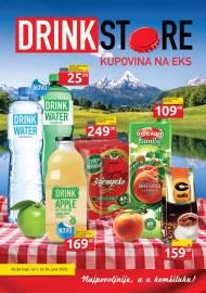 DRINK STORE Katalog - KUPOVINA NA EKS. Super akcija sniženja do 30.06.2020.