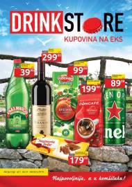 DRINK STORE Katalog - KUPOVINA NA EKS. Super akcija do 31.10.2019.