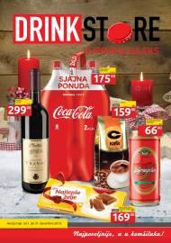DRINK STORE Katalog - KUPOVINA NA EKS. Super akcija do 31.12.2019.