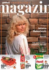GOMEX Katalog - PORODIČNI MAGAZIN akcija do 05.11.2020.
