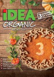 IDEA ORGANIC Katalog - Akcija sniženja do 25.10.2020.