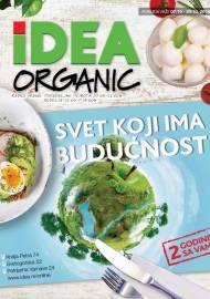 IDEA ORGANIC Katalog - SVET KOJI IMA BUDUĆNOST akcija do 20.10.2019.
