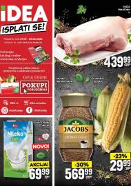 IDEA KATALOG - Super akcija SNIŽENJA do 09.08.2020.