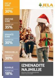 JELA Katalog - IZNENADITE NAJMILIJE - AKCIJA SNIŽENJA DO 31.12.2019.