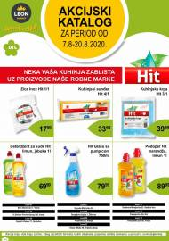 LEON MARKET Katalog - Super akcija do 20.08.2020.