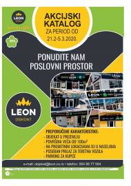 LEON MARKET Katalog - Super akcija do 05.03.2020.