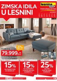 LESNINA Katalog - NAJBOLJE CENE - Akcija  do 15.12.2019.