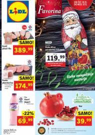 LIDL Katalog - SLATKE NOVOGODIŠNJE MAŠTARIJE! - Akcija do 17.11.2019.