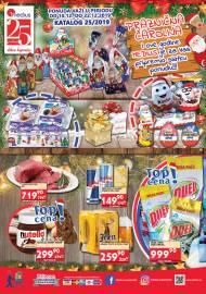 MEDIUS Katalog - 25 godina dobre kupovine. Akcija do 22.12.2019.