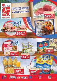 MEDIUS Katalog - 25 godina dobre kupovine. Akcija do 02.02.2020.