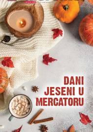 MERCATOR Katalog - DANI JESENI U MERCATORU - Super akcija do 30.09.2020.
