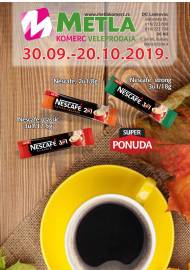METLA DISKONT KATALOŠKA PONUDA - AKCIJA do 20.10.2019.