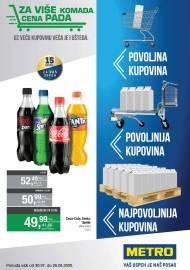 METRO KATALOG - POVOLJNA KUPOVINA - VAŠ USPJEH JE NAŠ POSAO - Akcija do 26.08.2020.