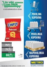 METRO KATALOG - POVOLJNA KUPOVINA - Akcija do 11.03.2020.