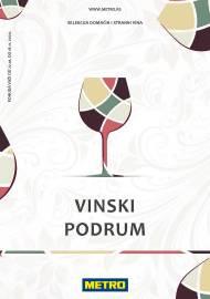 METRO KATALOG - VINSKI PODRUM - Akcija do 18.11.2020.
