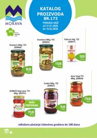 MORAVA MARKETI KATALOG -  Akcija do 19.02.2020.