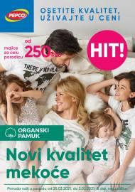 PEPCO KATALOG - NOVI KVALITET MEKOĆE - AKCIJA DO 03.03.2021.
