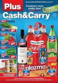 PLUS CASH CARRY AKCIJA - IZUZETNE CENE SVAKI DAN - Akcija do 02.04.2020.