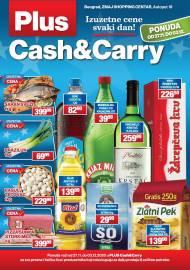PLUS CASH CARRY AKCIJA - IZUZETNE CENE SVAKI DAN - Akcija do 03.12.2020.