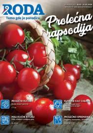 RODA - PROLEĆNA RAPSODIJA! - Akcija sniženja do 31.05.2020.