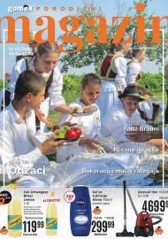 GOMEX Katalog - PORODIČNI MAGAZIN akcija do 15.04.2021.