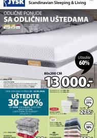 Jysk ponuda - JYSK Katalog - Super akcija od 21.05. DO 03.06.2020.