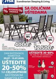 Jysk ponuda - JYSK Katalog - Super akcija od 09.07. DO 22.07.2020.