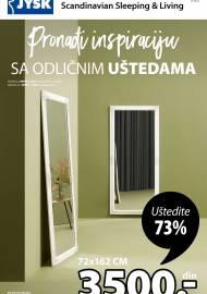 Jysk ponuda - JYSK Katalog - Super akcija od 17.10. do 30.10.2019.