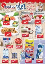 MEDIUS - TOP AKCIJA - 25 godina dobre kupovine. Super akcija do 25.02.2021.