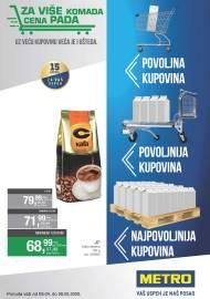 METRO KATALOG - POVOLJNA KUPOVINA - VAŠ USPJEH JE NAŠ POSAO - Akcija do 06.05.2020.