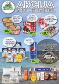SINAGOGA - AKCIJA PREHRANE - Akcija do 15.06.2020.