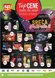 SP MARKETI KATALOG - Akcija do 30.11.2019.