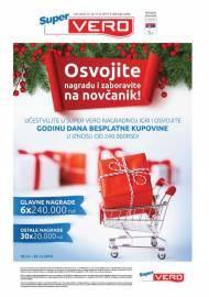 SUPER VERO Kataloška ponuda - Super akcija do 18.12.2019.
