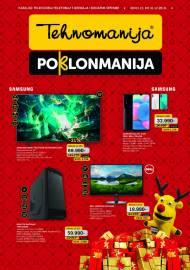 TEHNOMANIJA Katalog -  Katalog Televizora, telefona, IT uređaja i dodatne opreme Decembar 2019